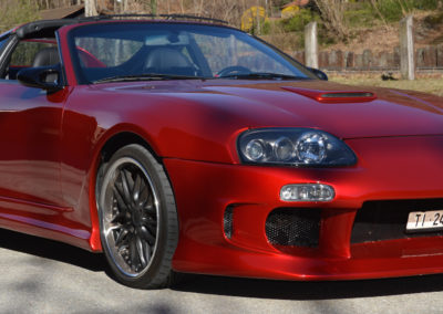Toyota Supra Twin Turbo 3.0 24V
