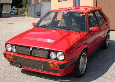 Lancia Delta Turbo 8V HF Integrale