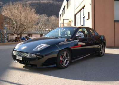 Fiat Coupe 2.0 20V Turbo Limited Edition 1998 3