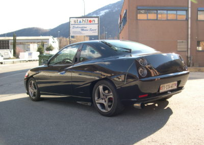 Fiat Coupe 2.0 20V Turbo Limited Edition 1998 4