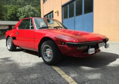 Fiat X1/9 1300