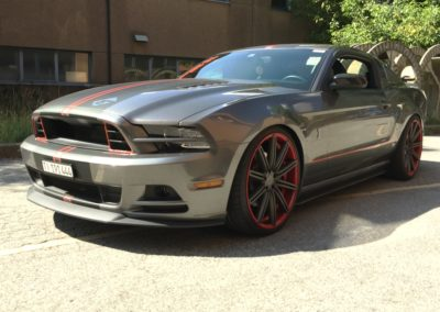 Ford Mustang V8 2014 3