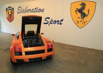 Lamborghini Gallardo LP 560-4 2008 6