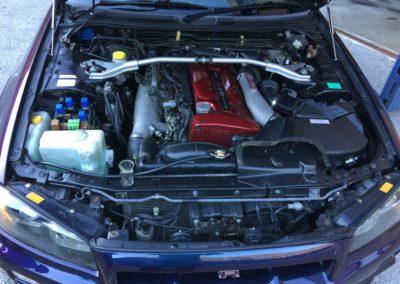 Nissan Skyline GT-R R34 2