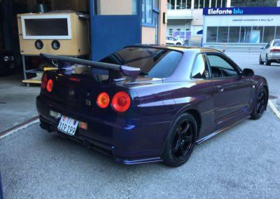 Nissan Skyline GT-R R34 5